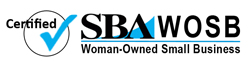 Certified Woman Owned Small Business