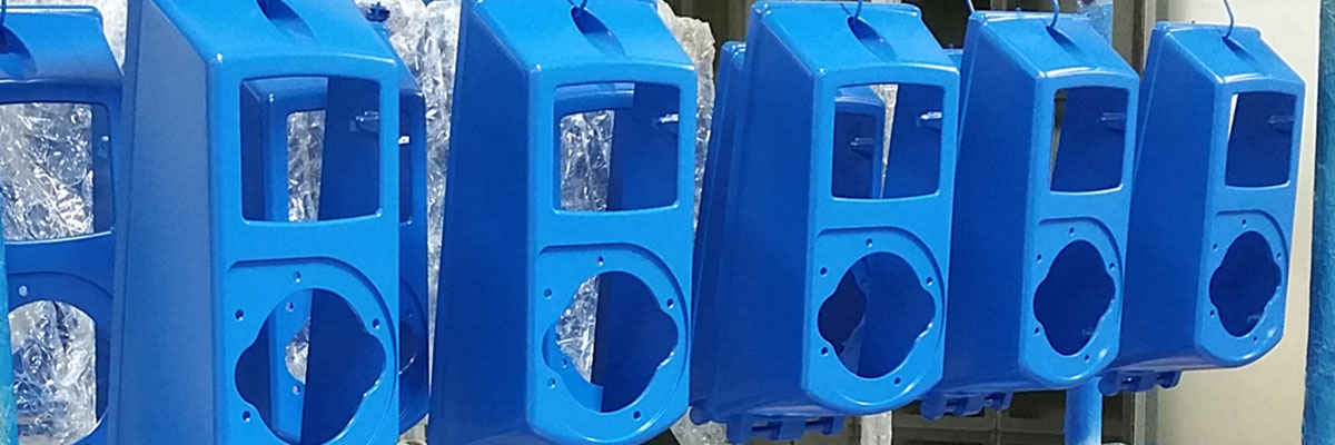 Powder Coating Services at H&W Global