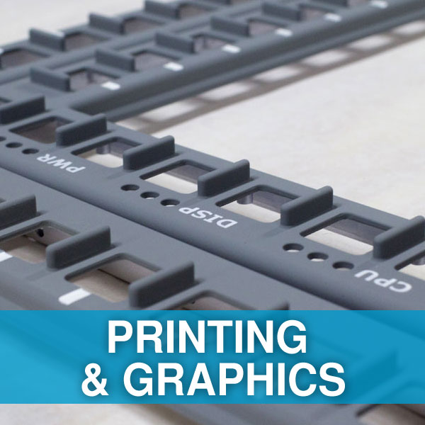 Printing & Graphics on Metal and Fabric